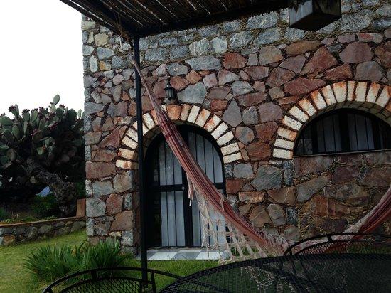 Refugio Romano : Habitacion Gris