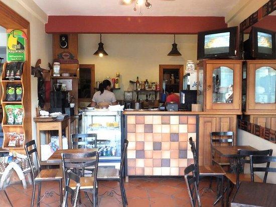 Yat B'alam Boutique Hotel : Yat B'alam cafe'