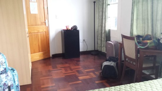Hotel La Petite Maison : chambre