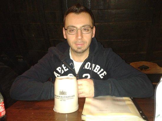 Bremer Ratskeller: Ottima birra