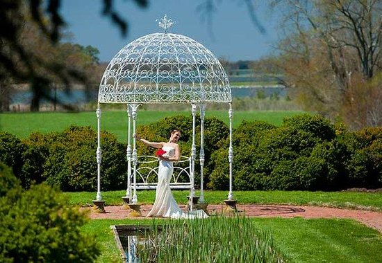 Wye River Conference Center: Elegant Weddings