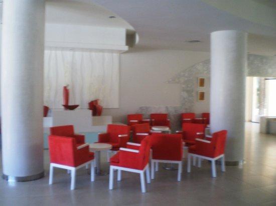 Iberostar Pinos Park: salon d'accueil