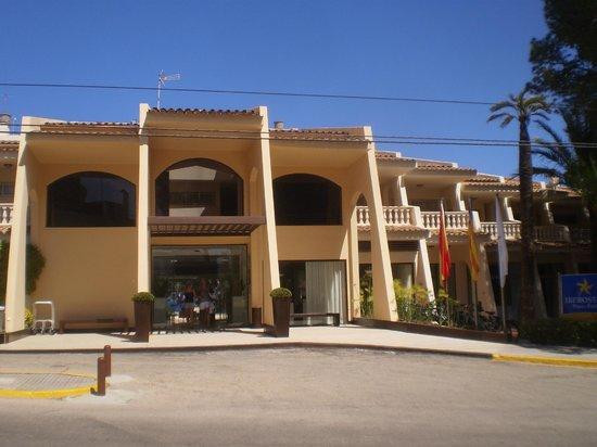 IBEROSTAR Pinos Park: entrée hotel