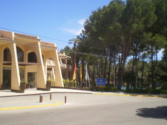 Iberostar Pinos Park: entrée hôtel