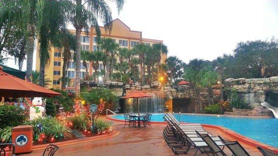 Radisson Resort Orlando-Celebration: Nice, clean facilities!