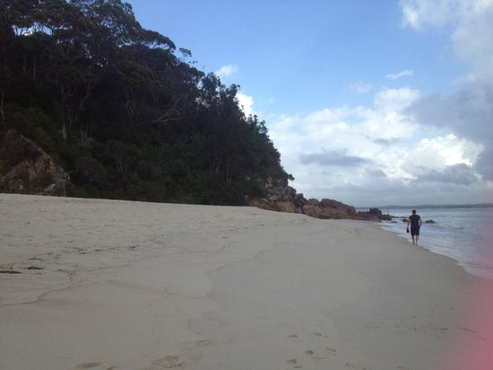 Martys at Little Beach : Point of Nelson Bay