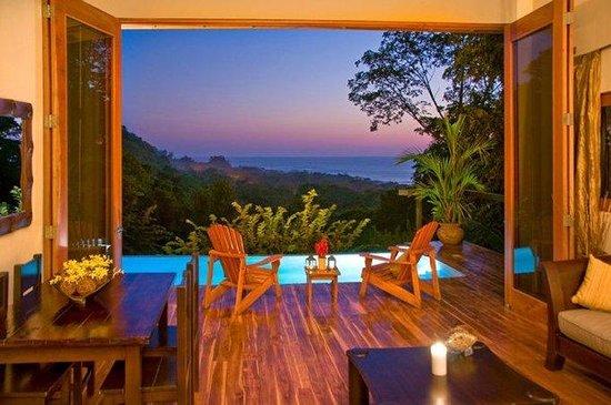 Casa Chameleon Hotel Mal Pais: View