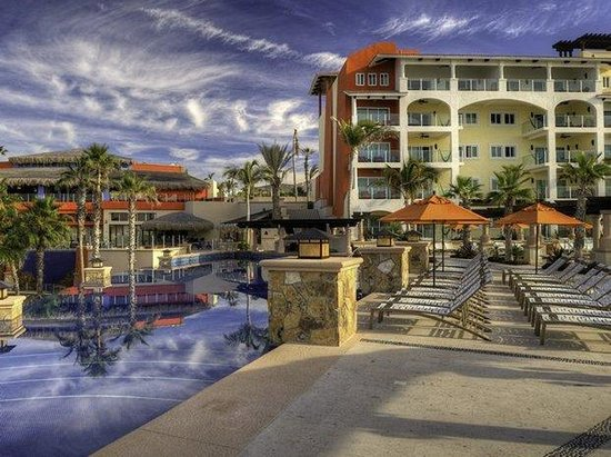 Welk Resorts Sirena Del Mar: Pic Exterior Building May