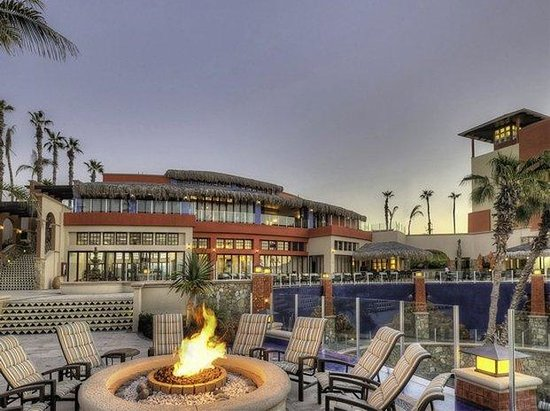 Welk Resorts Sirena Del Mar: Pic Firepit May