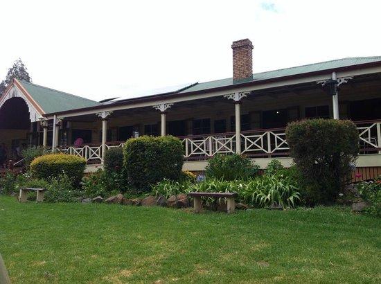 Bestbrook Mountain Resort : the homestead