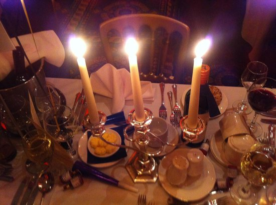 Midland Hotel : New Year Gala, Pre service