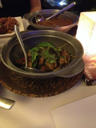 Malis Cambodian Restaurant: Best Khmar curry in Cambodia