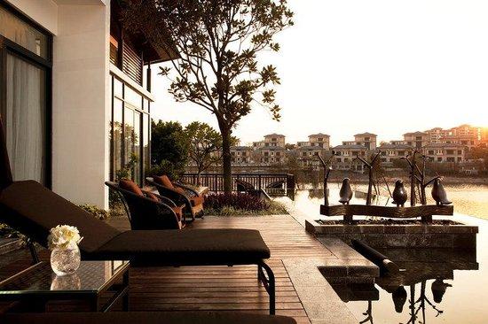 The Mulian Huadu Urban Resort Hotel: Huadu Villa