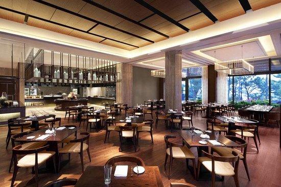 The Mulian Huadu Urban Resort Hotel: Feast All Day Dinning