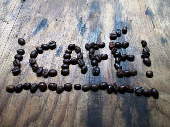 El Toledo Coffee Tour : Aye, CAFE!