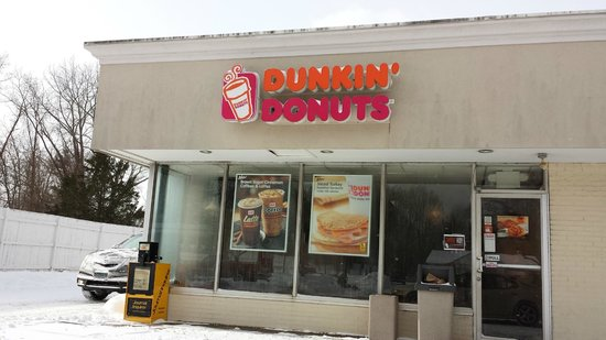 Dunkin' Donuts: Dunkin Donuts in Glastonbury Connecticut-south location