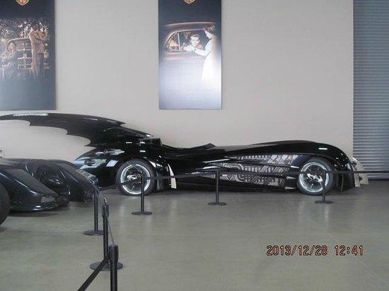 Warner Bros. Studio Tour Hollywood: Batmobile