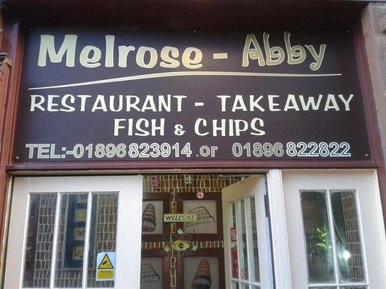 Melrose Abby Restaurant: Call for a sit in or delivery