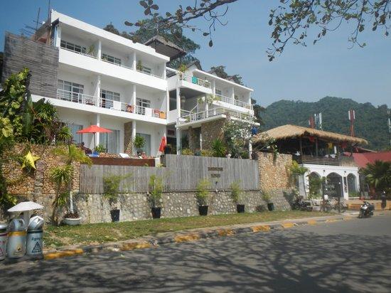 Saravoan-Kep Hotel: The Hotel