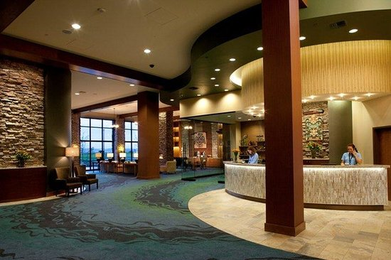 Swinomish Casino & Lodge: Swinomish Lobby View