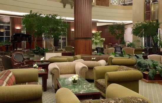 Hilton Beirut Metropolitan Palace: Tea Garden