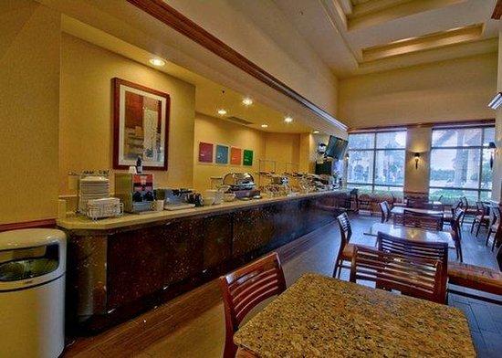 Comfort Suites Weston  - Sawgrass Mills South: Breakfast Area
