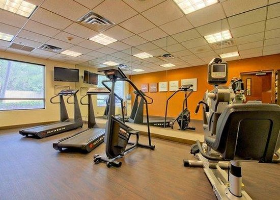 Comfort Suites Weston  - Sawgrass Mills South: Fitness Room