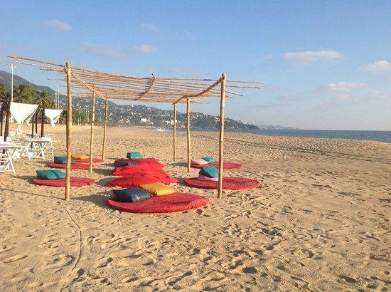 Hotel baXar : relax en la playa