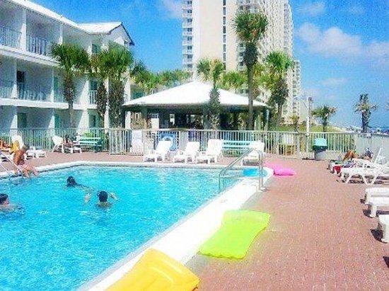 Bikini Beach Resort Beachside Pool