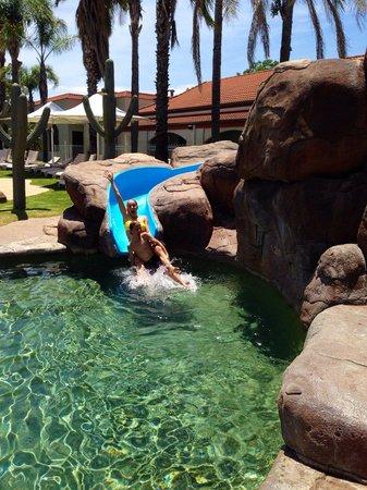 Quality Resort Siesta: Water slide