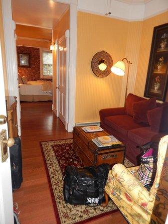Cedar Crest Inn: serenity suite