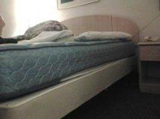 Rodeway Inn & Suites Bossier City: Bed