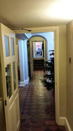 Lords of the Manor Hotel: Doorways....
