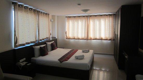 Regent Suvarnabhumi Hotel: 最初に案内された部屋