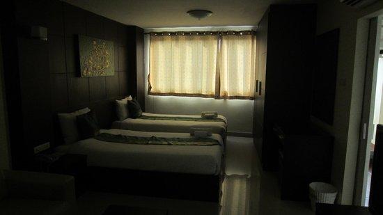 Regent Suvarnabhumi Hotel: 実際に泊まった部屋