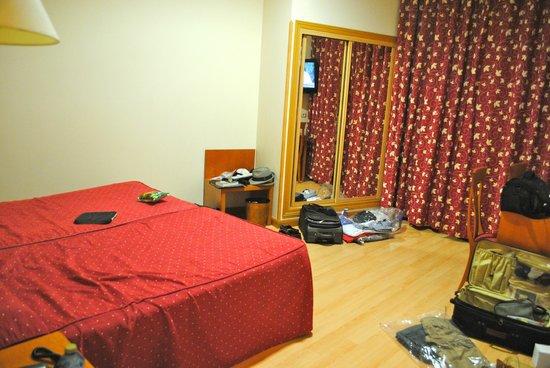 Hotel Europa : Room interior