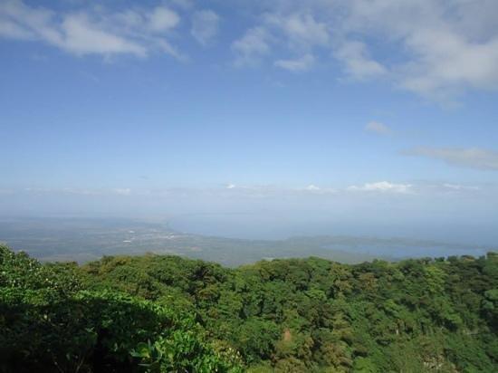 Mombacho Volcano: Beautiful views at Mombacho
