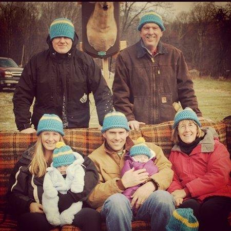 Angevine Farm : Loyal customers