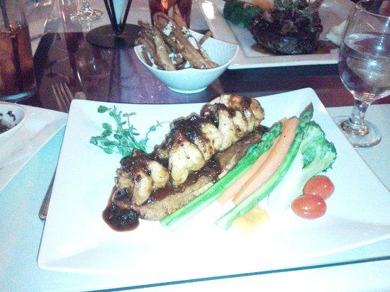 IL Angolo Resto-Bar: Chipotle Shrimp