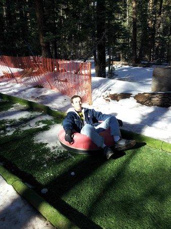 Elk Ridge Ski & Outdoor Rec : Happy tubing