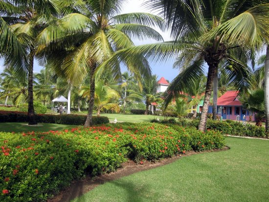 Caribe Club Princess Beach Resort & Spa: Great grounds
