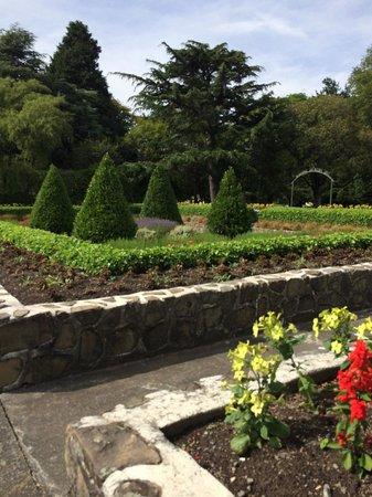 Queen Elizabeth Park : Small garden