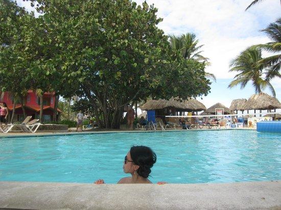 Caribe Club Princess Beach Resort & Spa: Pool area