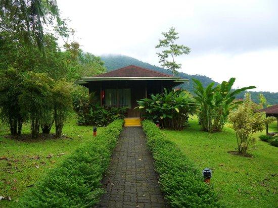 Hotel Lomas del Volcan : Our cabin