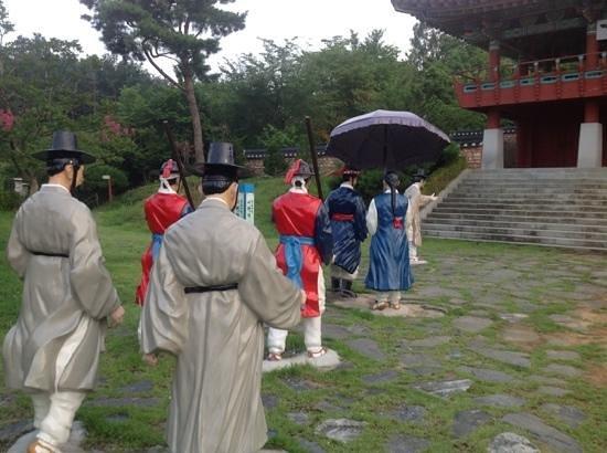 Gwanghallu: Theme Park- Namwon