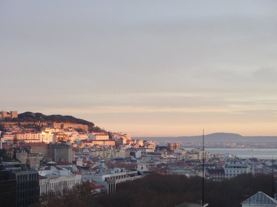 Tivoli Avenida Liberdade Lisboa: View from our room
