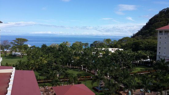 Hotel Riu Guanacaste: Vista desde la habitación