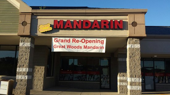 Great Woods Mandarin: Newly renovated with two buffets now with more food and a large bar