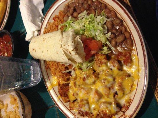 Church Street Cafe: Carne Adovada Al Horno