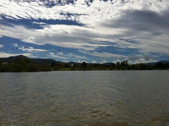 Hacienda Cantalagua: Alrededores